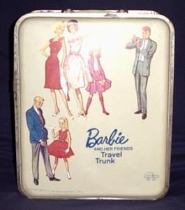 1965 Barbie FriendsTruck