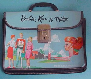 1965 Book bag from Canada