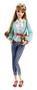 2014  Barbie Glam Luxe Style - MIDGE