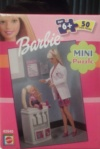 B1883 Barbie Mini Puzzle - Baby Doctor Barbie