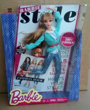 BARBIE STYLE MIDGE w Fashion Book New .WAVE 02