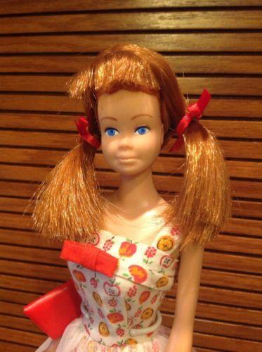 Midge Wig doll - No freckles