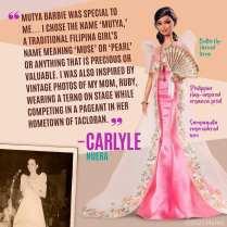 Mutya Barbie From Carlyle