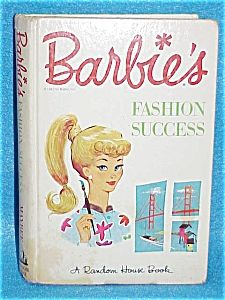 Random House novels barbie