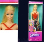 1979 #9925 Partytime Barbie~SuperStar Face NRFB from Germany