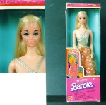 1977#9925 Partytime Barbie NRFB from Europe
