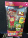 1993 BARBIE MCDONALD'S~Happy Meal Stacie Doll