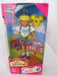 1993 Mickey's Toontown Stacie Littlest Sister of Barbie New Disney Exclusive