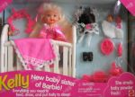 1995 New Baby Sister of Barbie Kelly
