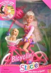 1996 Barbie STACIE Bicyclin' Stacie Doll