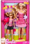 2011 Barbie Sisters Fun Prizes Barbie and Stacie Doll