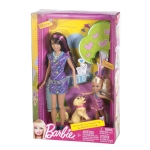 2013 BARBIE® SISTERS TRAIN TAFFY™ Set