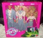 1989 .Barbie,Ken & Skipper Cool Denim Giftset NRFB