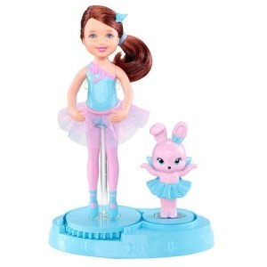 Barbie in the Pink Shoes Ballerina Chelsea Kira Doll