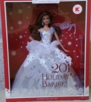Holiday Barbie 2013