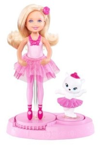 Barbie in the Pink Shoes Ballerina Chelsea Kelly