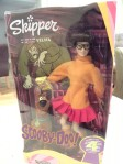 2002 SCOOBY DOO SKIPPER AS VELMA NRFB
