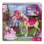 2013 BARBIE™ & Her Sisters in A Pony Tale CHELSEA® Doll and Pony Set