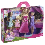 BARBIE™ & HER SISTERS IN A PONY TALE Sisters' Giftset with black hair 'Skipper'