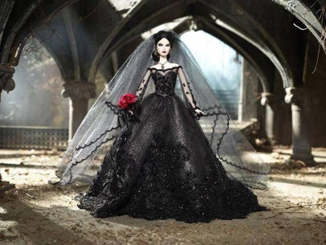 OOAK Haunted Beauty Vampire Bride by Bill Greening
