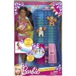 BARBIE® SWIM & RACE PUPS™! NRFB