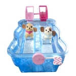 BARBIE® SWIM & RACE PUPS™!