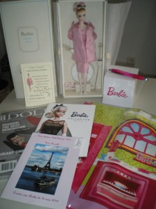Goodies from 2013 Paris Convention
