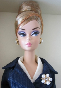 Close up first doll