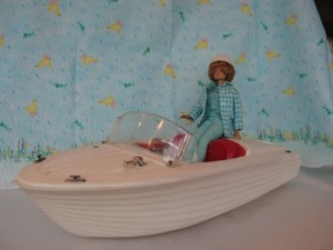Barbie~Speedboat