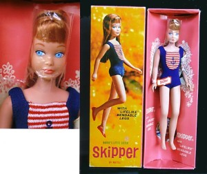 1030~Skipper~BendableLegs~RedHair~1965~NRFB