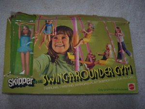 1179~PoseNPlaySkipper~Gift Set (1972-73)-MIB