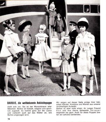 1965 Catalogus from - Spielwaren Theinert - EGMBH (Gremany)