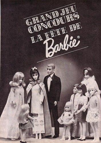 1968 Fripounet Marisette n°28 du 11 juillet 1968 - AD Mattel France