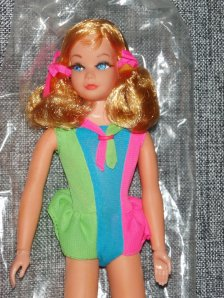1970 trade in doll