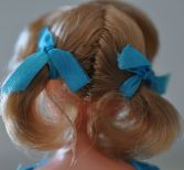 1971 Swing-around Gym-NIB doll hair