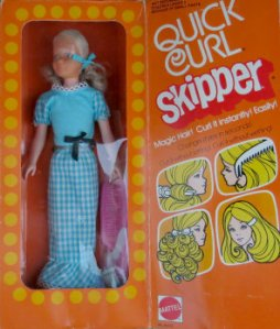 1973 Quick Curl Skipper 2 issue