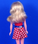 1976 #7259 GROWING UP SKIPPER pl blonde back