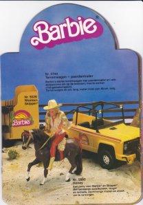 1983 Honey Een pony voor Barbie en Skipper - Netherlands