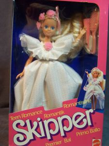 1988 Teen Romance SKIPPER NRFB