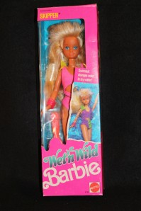 1989 #4138 Wet 'n Wild Skipper Doll