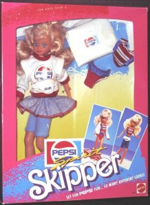 1989 #4867 Pepsi Spirit Skipper 2