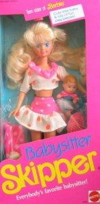 1990 #1599 BABYSITTER SKIPPER 2
