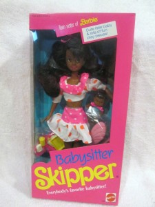 1990 #1599 BABYSITTER SKIPPER
