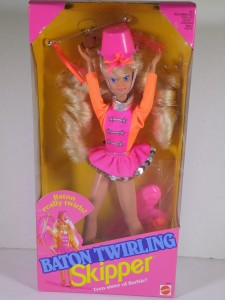 1992 #3831 Baton Twirling Skipper - 2