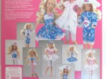 1992 Sharin' Sisters by Barbie, Skipper, Barbie and Stacie 3 dolls - back
