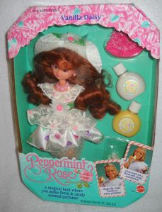 1993 #1673 Peppermint Rose Vanilla Daisy Doll