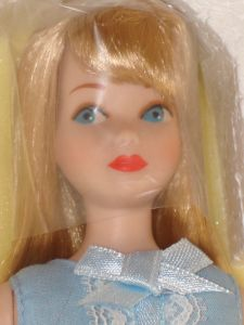 1994 30th Anniversary Porcelain Skipper Doll close up