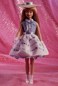 1994 30th Anniversary Porcelain Skipper Doll