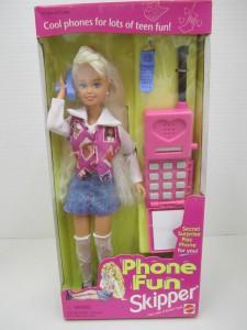 1995 #14312 Phone Fun Skipper