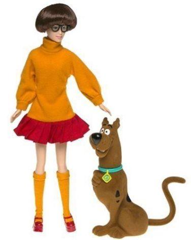 2002 Scooby-Doo Skipper as Velma - Flyer